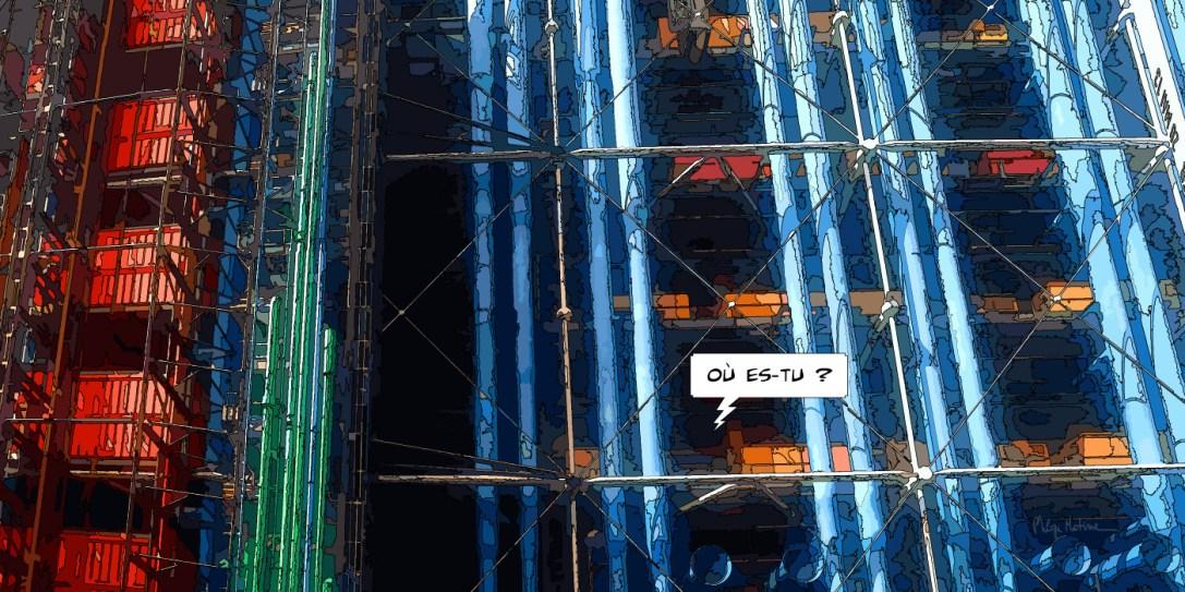 Où es-tu ? -- Medium 100x50 229€ // Large140x70 399€ // XLarge 180x90 479€