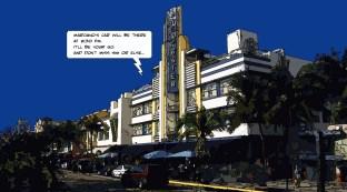 Miami // Breakwater -- Medium 90x50 219€ // Large 140x80 429€