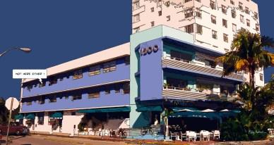 Miami // 1200 building -- Medium 100x60 239€// Large 150x80 449€