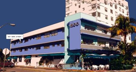 Miami // 1200 building -- Medium 100x60 249€// Large 150x80 449€