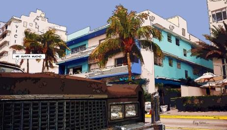 Miami // Cad victor -- Medium 90x50 219€ // Large 140x80 429€