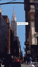 Chrysler building -- Medium 70x120 339€
