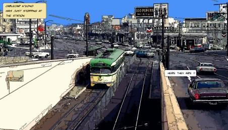 Cablecar -- Medium 90x50 219€ // Large 140x80 429€
