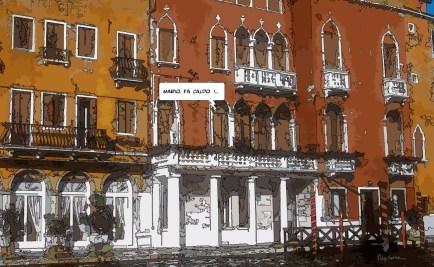 Venise Principe -- Medium 80x50 199€ // Large 130x80 399€