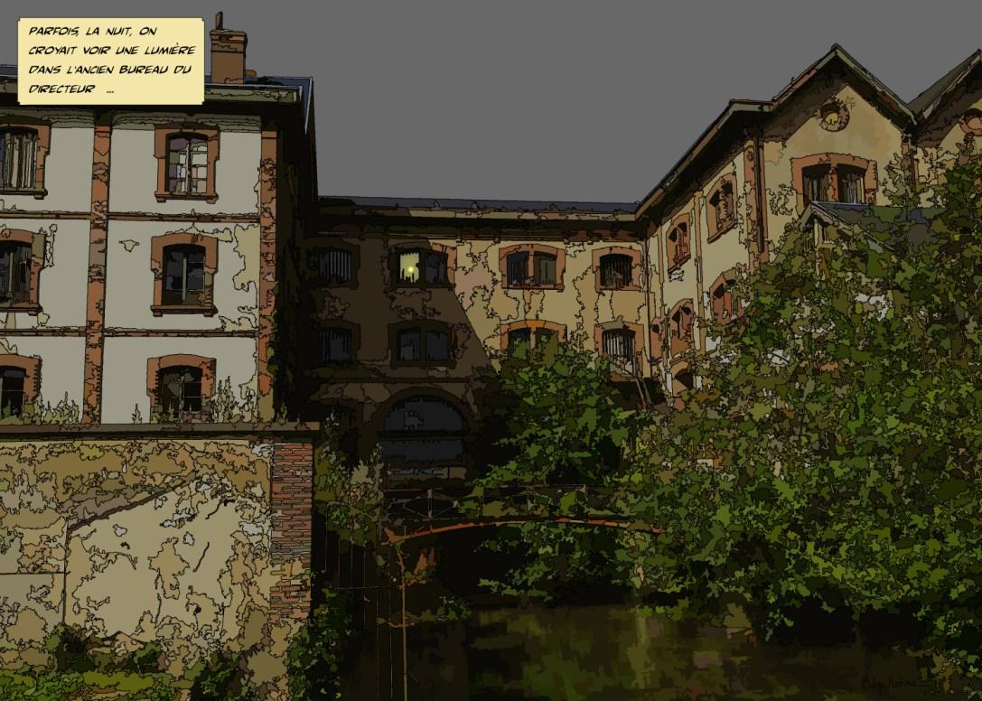L'ancien bureau du directeur -- Medium 100x70 259€ // Large 140x100 459€