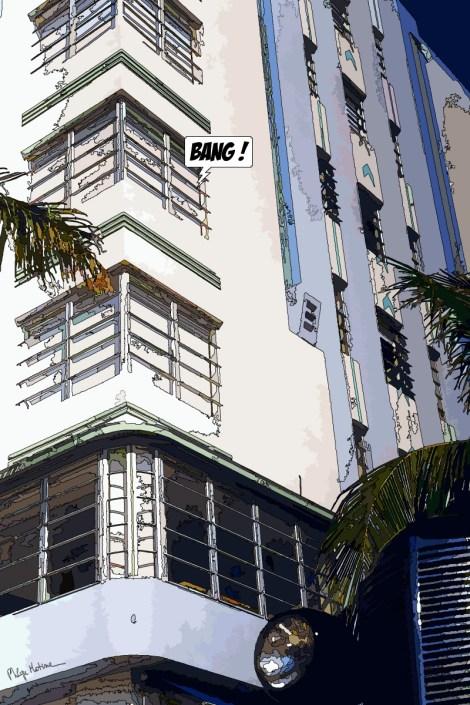 Miami // Bang -- Medium 60x90 229€ // Large 80x120 359€