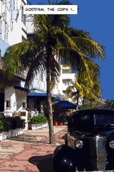 Miami // Nash face -- Medium 60x90 229€ // Large 80x120 359€