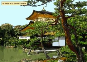 Pavillon jaune -- Medium 100x70 259€ // Large 140x100 429€
