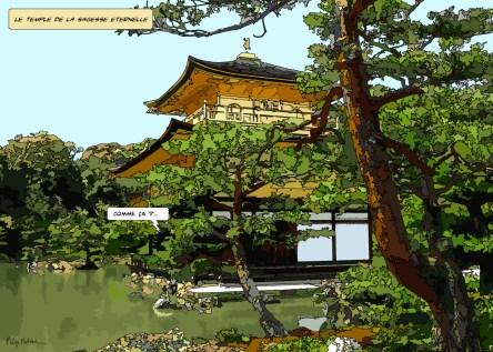 Pavillon jaune -- Medium 100x70 259€ // Large 140x100 459€