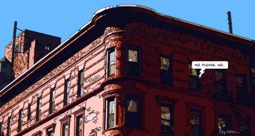 NY Red top -- Medium 80x50 199€ // Large 130x70 379€