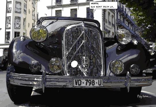 """Traction """"ils sont là"""" -- Medium 80x50 199€ // Large 130x80 399€"""