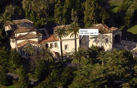 Villa -- Medium 90x60 229€ // Large 140x90 429€