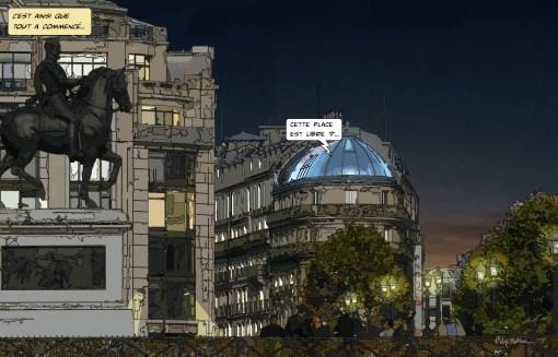Henri IV place libre -- Medium 90x60 229€ // Large 140x90 449€