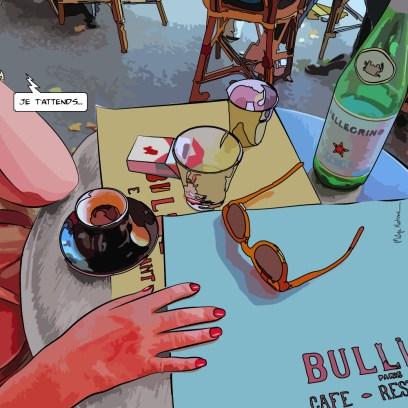 Bullier -- Medium 80x80 239€ // Large 100x100 299€ // XLarge120x120 449€