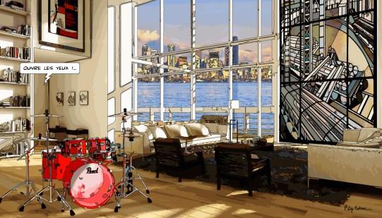 Drums -- Medium 90x50 219€ // Large 140x80 429€