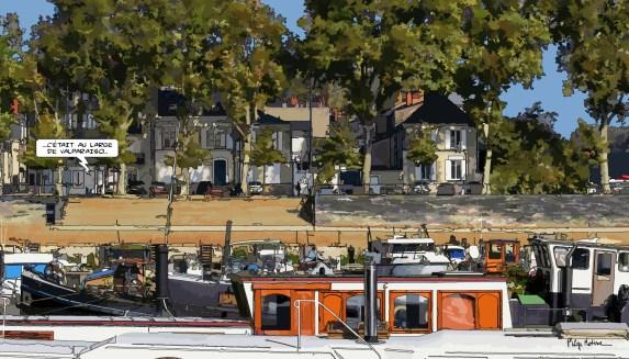 Angers // port-- Medium 90x50 219€ // Large 140x80 429€