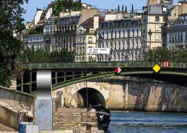 Paris // Bras droit -- Medium 100x70 259€ // Large 140x100 459€