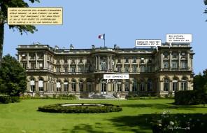 Paris // Quai d'Orsay -- Medium 100x70 259€ // Large 140x90 449€