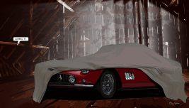 Ferrari // Barn -- Medium 90x50 219€ // Large 140x80 429€