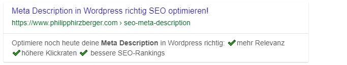 Meta Description mit Yoast SEO umsetzen