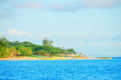 Mercedes Group of Islands, Camarines Norte - Philippine ...