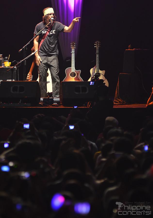 Jason Mraz Concert 2011