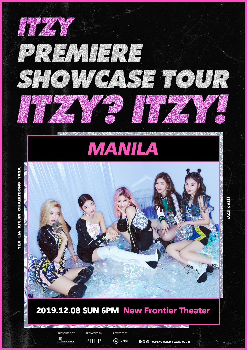 Image result for ITZY MANILA