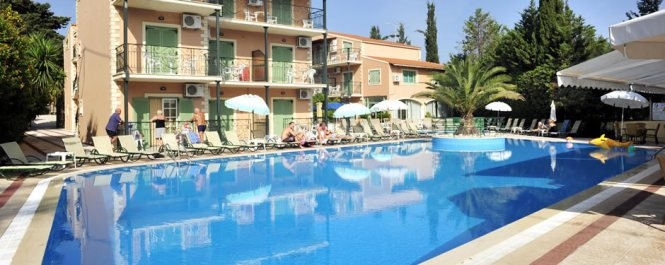 Filippos Swimming Pool