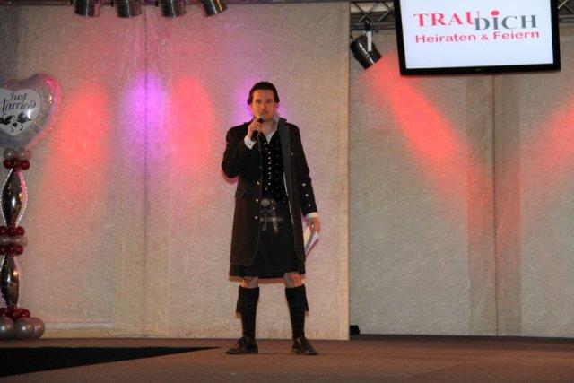 Philipp Pertl  Brautmesse TRAU DICH 2012
