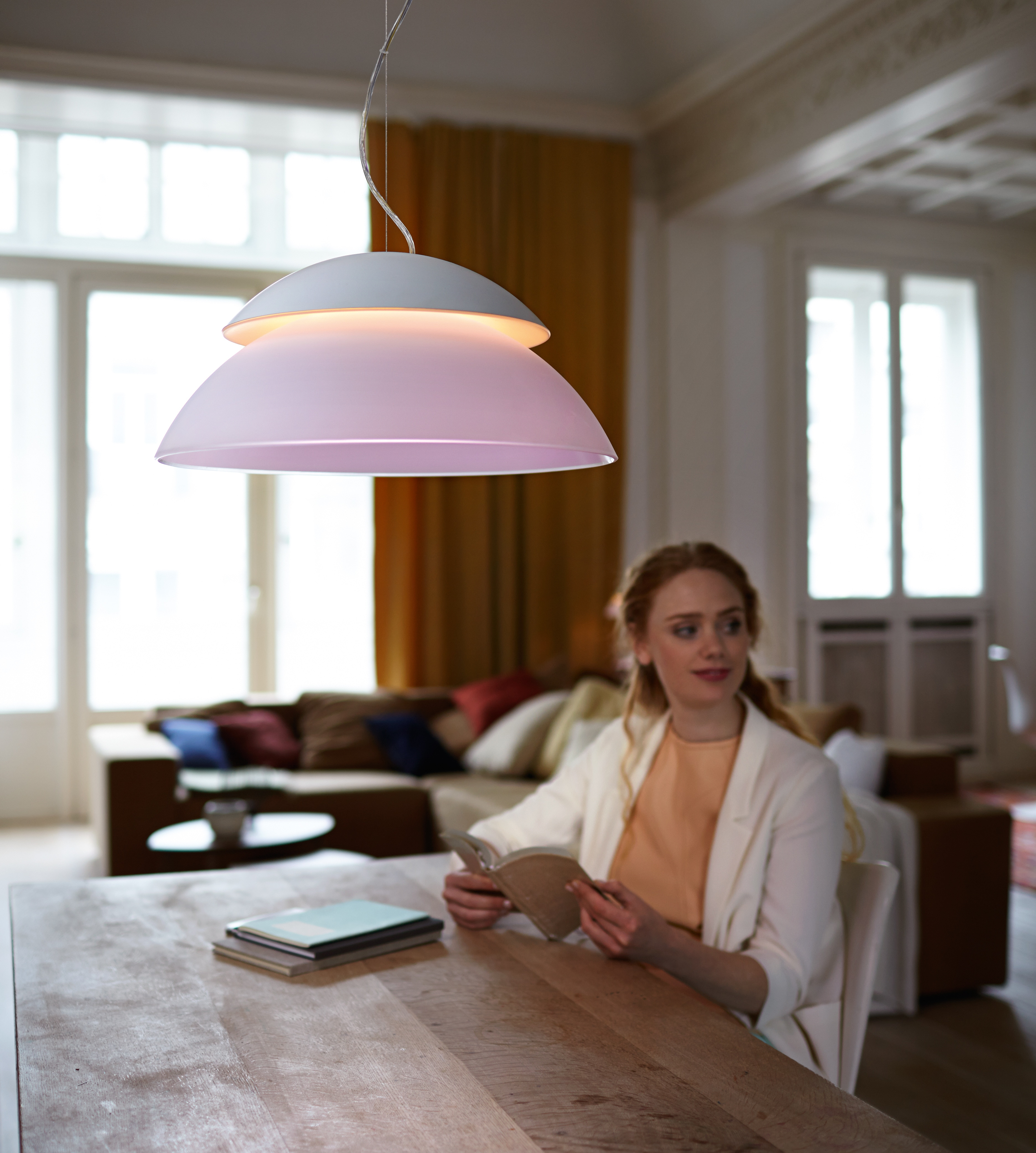 Get the ultimate light experience with the new Philips Hue