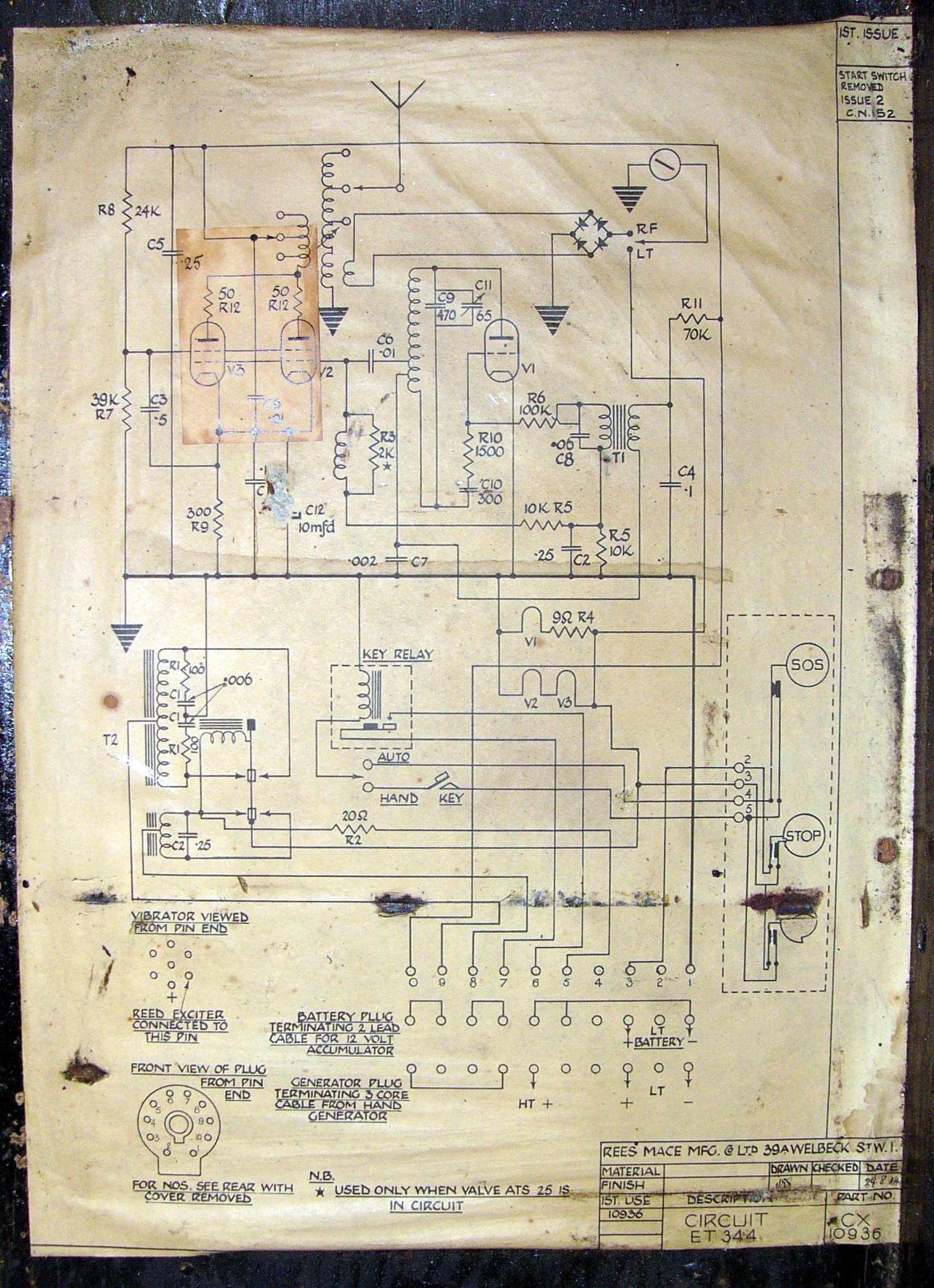Also Tube Pre Schematic On 807 Tube Transmitter Schematic Diagram