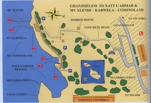 Plan Général - Xatt L'Ahmar