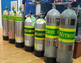 Blocs Nitrox