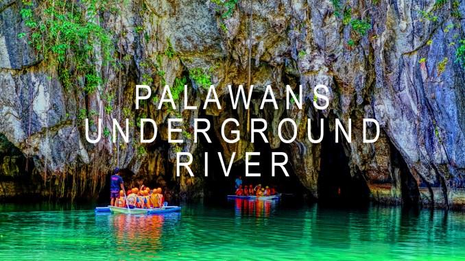 underground river, palawan, el nido, puerto princesa