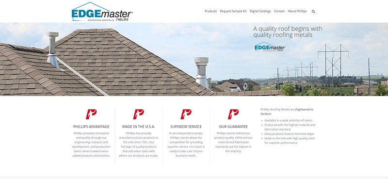 New EDGEMaster® Website Launched