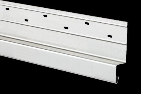 "edgemaster 3/4"" offset starter strip - siding starter strip"