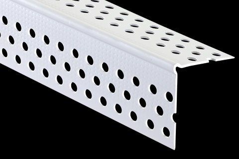 Phillips Manufacturing Gripstik 174 Vinyl Drywall Corner