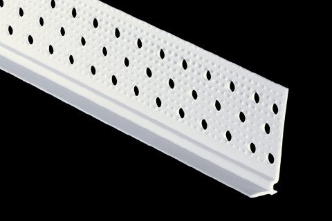 gripSTIK vinyl flat l-tear strip vinyl corner trim