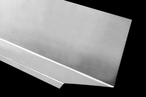 Phillips EDGEMaster wall (dormer) flashing roofing metal