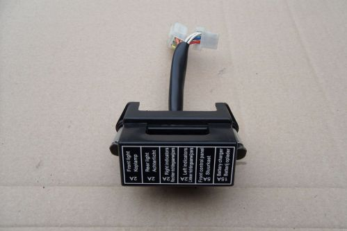 small resolution of scooter fuse box