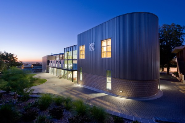 Seymour College Performing Arts Centre Phillips