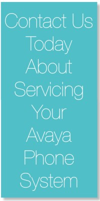 Contact us today about servicing your Avaya phone system.