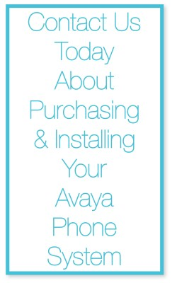 Contact us today about purchasing and installing your Avaya phone system.