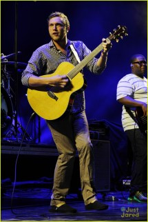 The Moon Phillip Phillips World From a Side