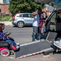 Wheelchair Uber Leather Chair Bed Sleeper Adds Accessible Rides In Philadelphia