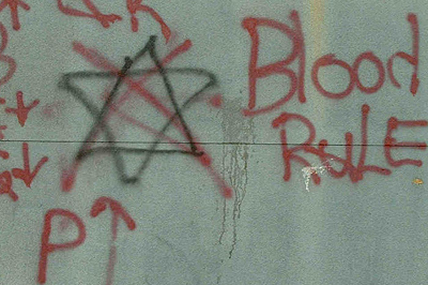 Graffiti Tell A Tale Of Gang Activity