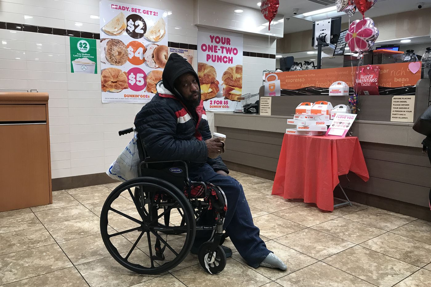 wheelchair man chair bed target police interaction with in again raises concerns about handling of homeless at suburban station