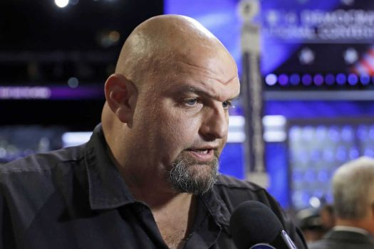 John Fetterman runs again, this time for lieut. governor