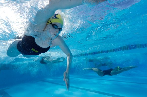 Piaa Swimming Championships Conestoga Brendan Burns