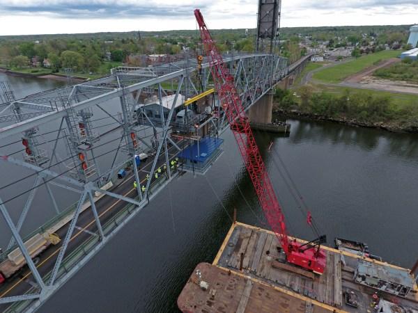 Burlington Bristol Bridge